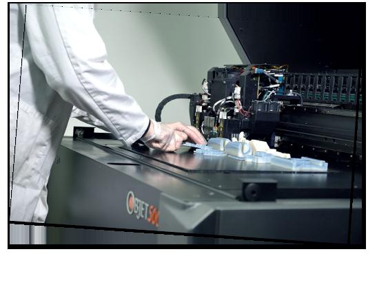 Fabrication Additive et services d'Impression 3D
